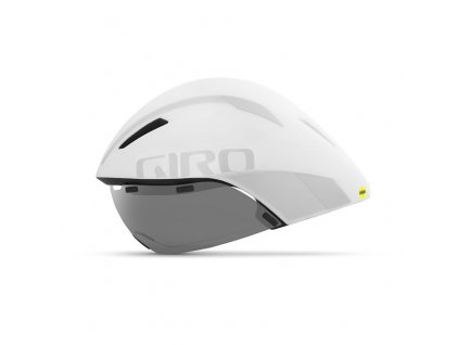 GIRO Aerohead MIPS Matte White/Silver