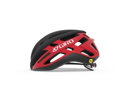 GIRO Agilis MIPS Mat Black/Bright Red
