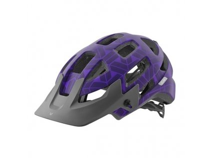 Cyklistická přilba LIV INFINITA, matte purple