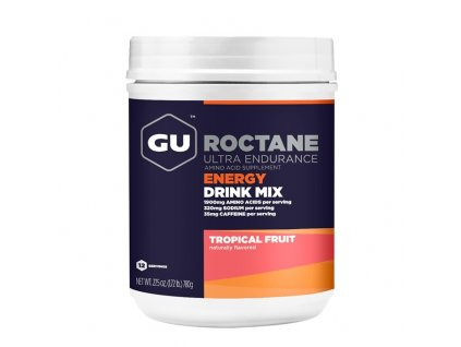 GU Roctane Energy Drink Mix 780 g Tropical Fruit DÓZA