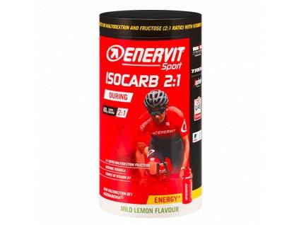Enervit Isocarb citron 650 g