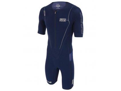 Pánská triatlonová kombinéza HUUB DS Trisuit blue