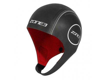 Zone3 Neoprene Heat Tech Strap Cap Cutout Front 50903.1608227774.600.600