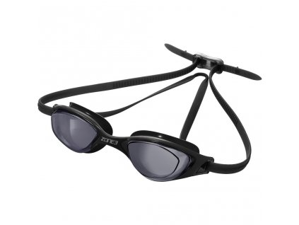 Zone3 Aspect Goggles - Smoke/Smoke - OS