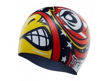 winged avenger swim cap