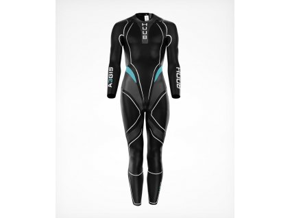 Aegis 3 Women s Wetsuit Front 1500x