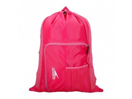 speedo deluxe ventilator mesh bag pink p21913 144240 image