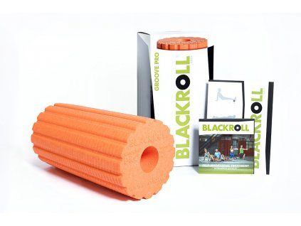 blackroll groove pro orange 57183