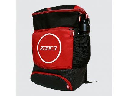 Transition Backpack - RED/BLACK - OS