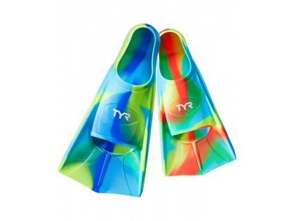 kids stryker silicone fins (2)