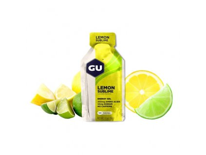 GU Energy Gel 32 g Lemonade 1 SÁČEK (balení 24ks)