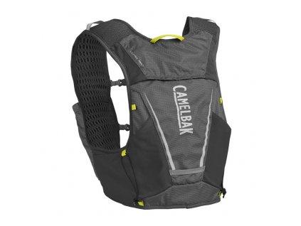 CamelBak Ultra Pro Vest Graphite/Sulphur Spring