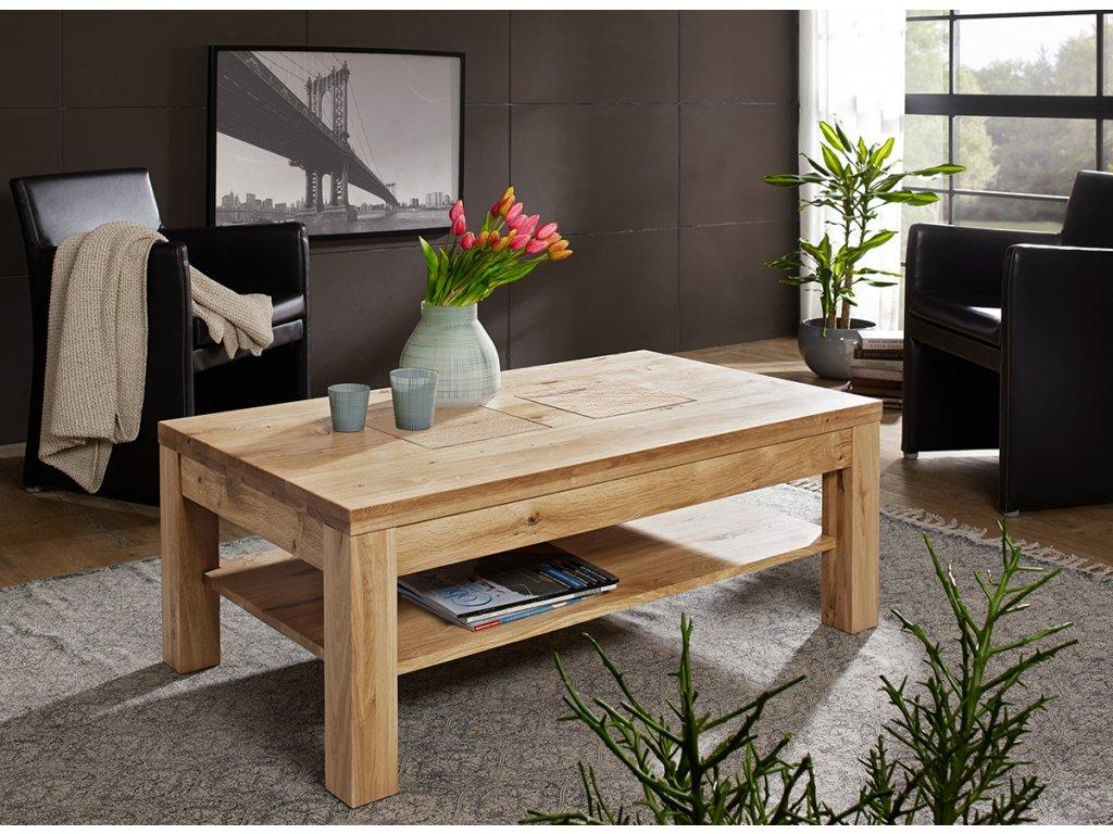 Gerardo konferenční stolek přírodní
