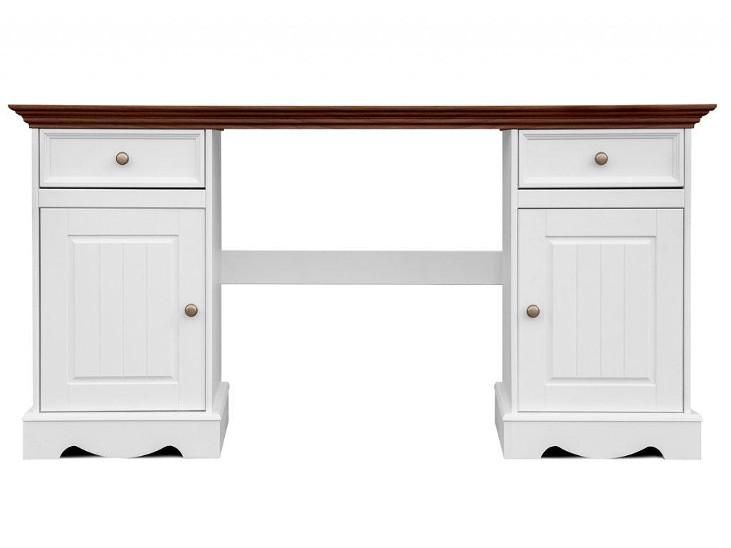 Psací stůl prostorný Belluno Elegante