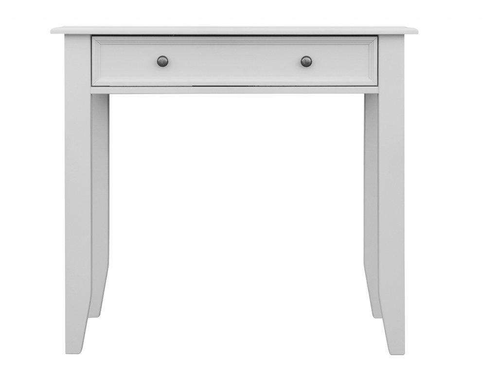 Belluno Elegante bílý stolek toaletní