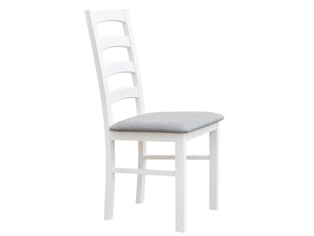 Jídelní židle Belluno Elegante dřevo podsedák látka