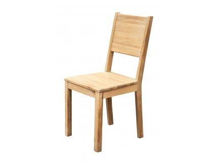 Jídelní židle dubová