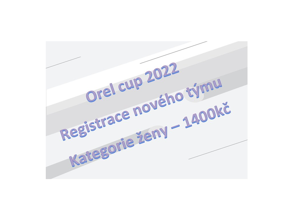 Registrace ženy