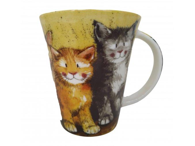 Hrnek Barevné kočky