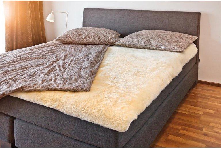 Kožešiny do postele