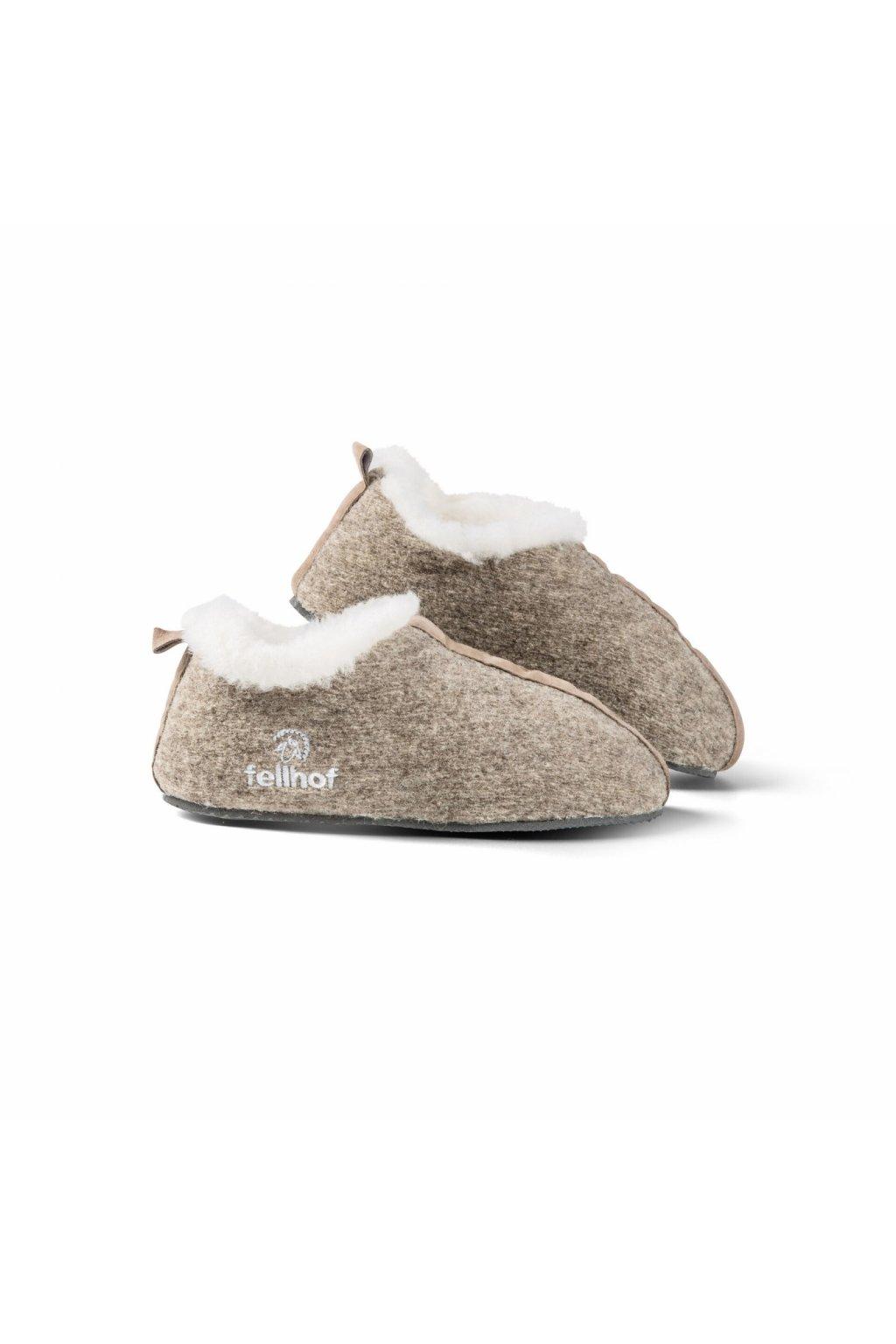 Dětská domácí obuv Alladin