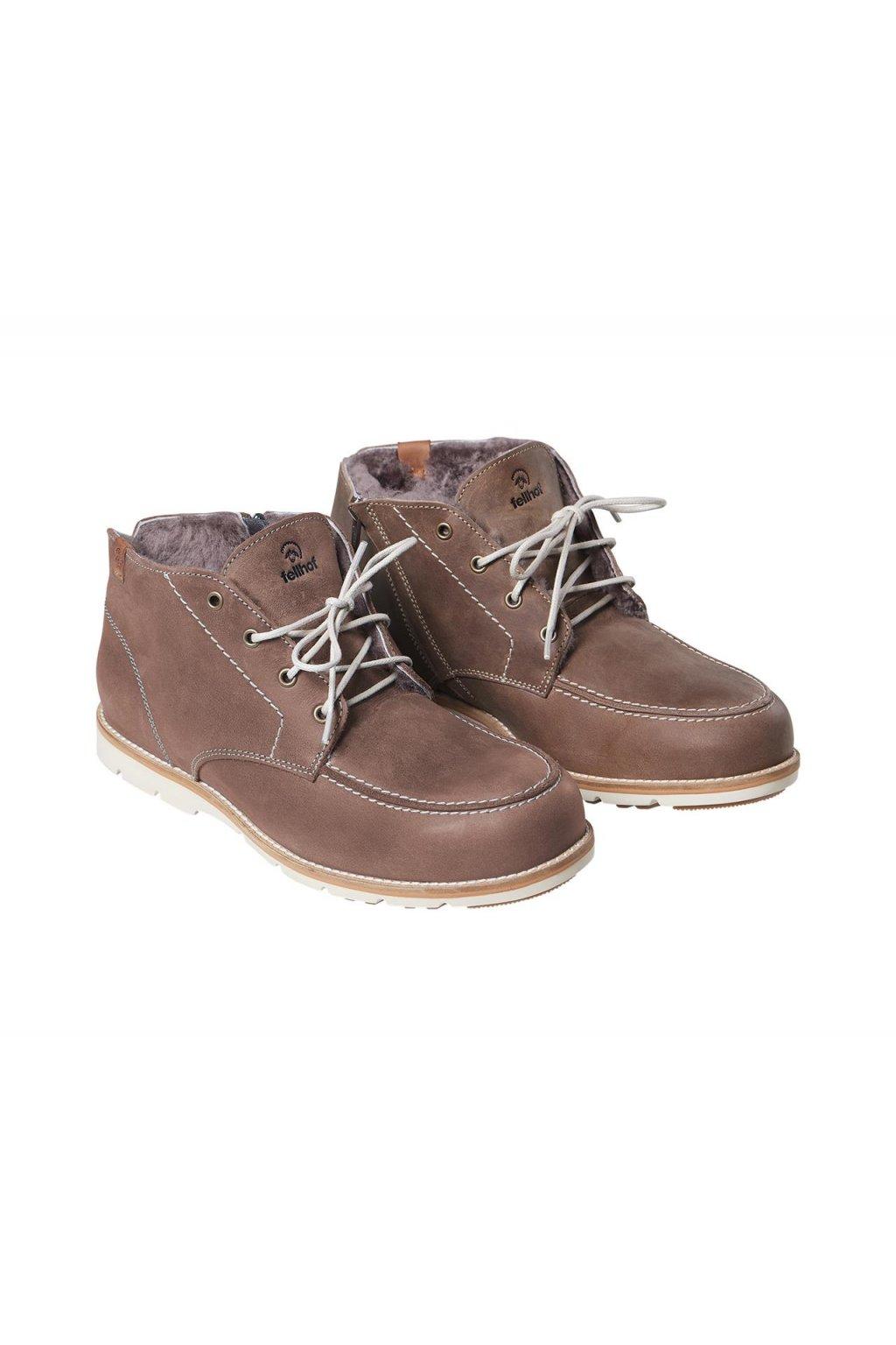 Sneaker Walker braunkeVCWlxvusryC