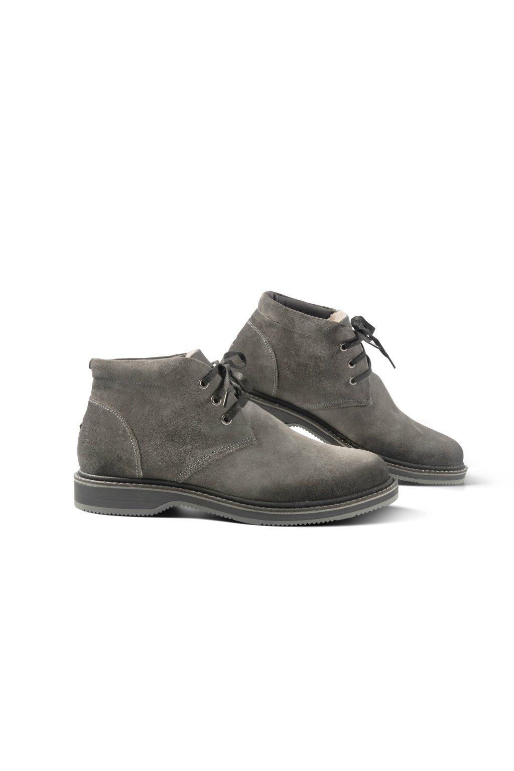 Sneaker LUGANO für Herren grau 0