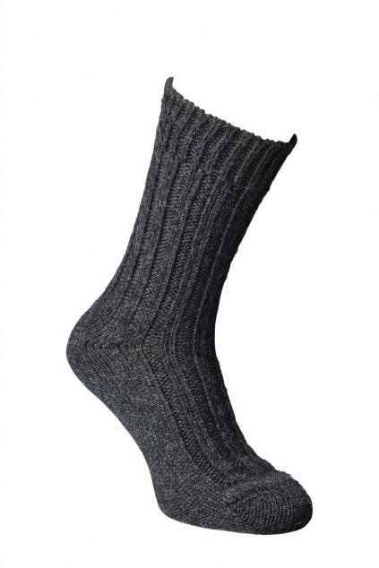 Ponožky z alpaky -  silné