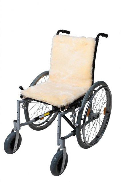 Rollstuhlauflage