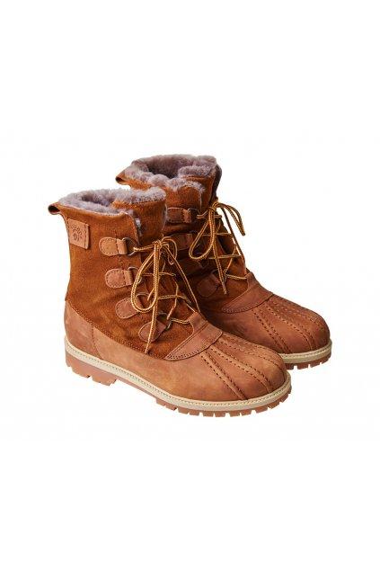 Stiefel Snow camel 17z1318W2wfCW6