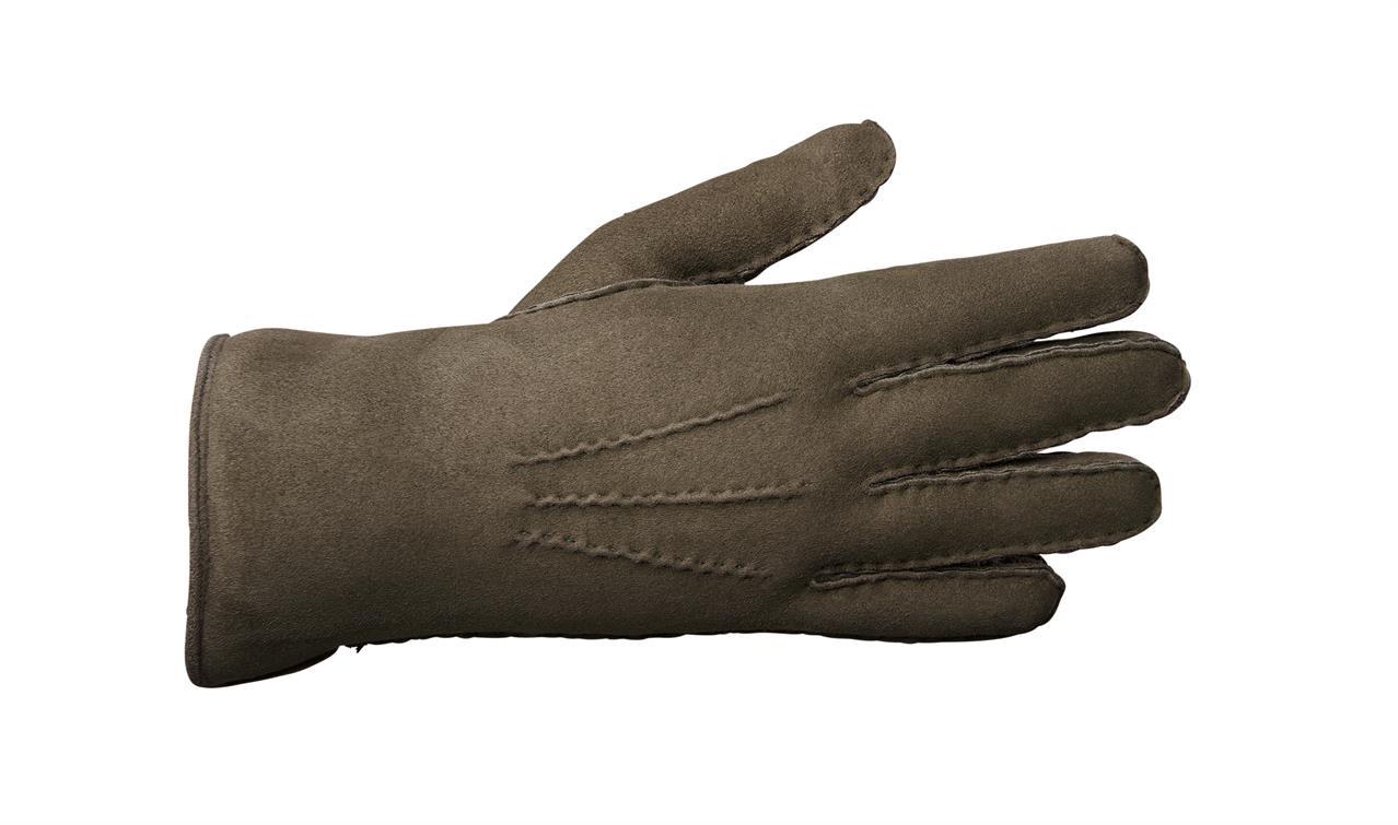 Rukavice prstové PREMIUM dámské Barva: Olivová, Velikost: 7