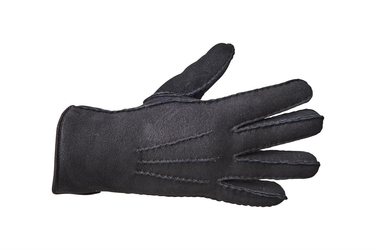 Rukavice prstové PREMIUM dámské Barva: Černá, Velikost: 7