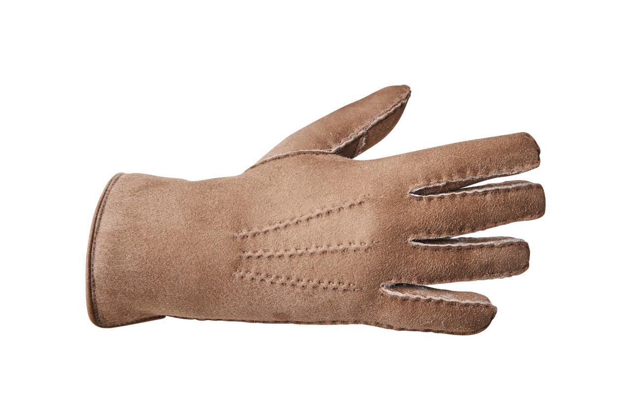 Rukavice prstové PREMIUM dámské Barva: Taupe, Velikost: 7