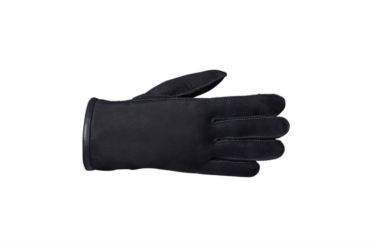 Rukavice prstové CLASSIC Barva: Černá, Velikost: 9