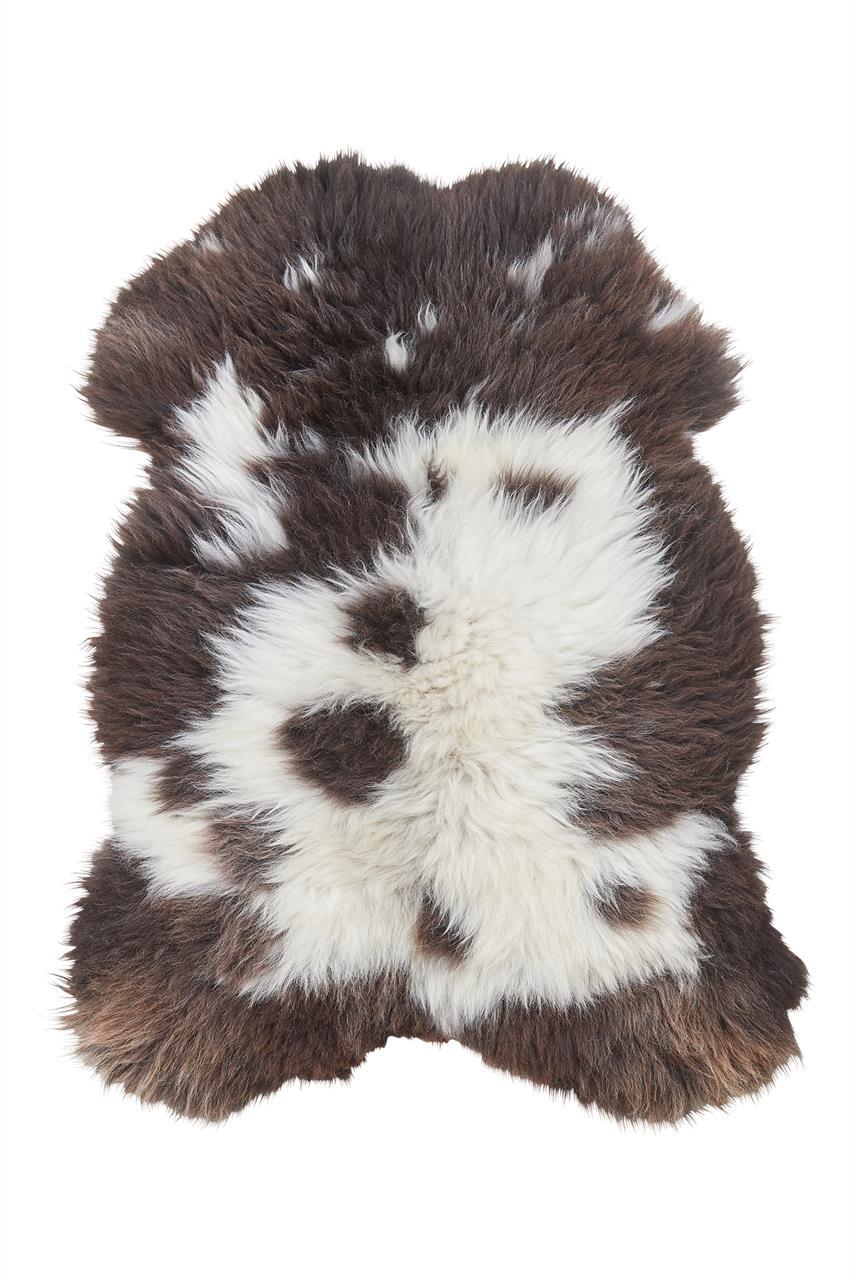 Jehněčí kožešina ISLAND Barva: Přírodně strakatá, Velikost: 100–110 cm