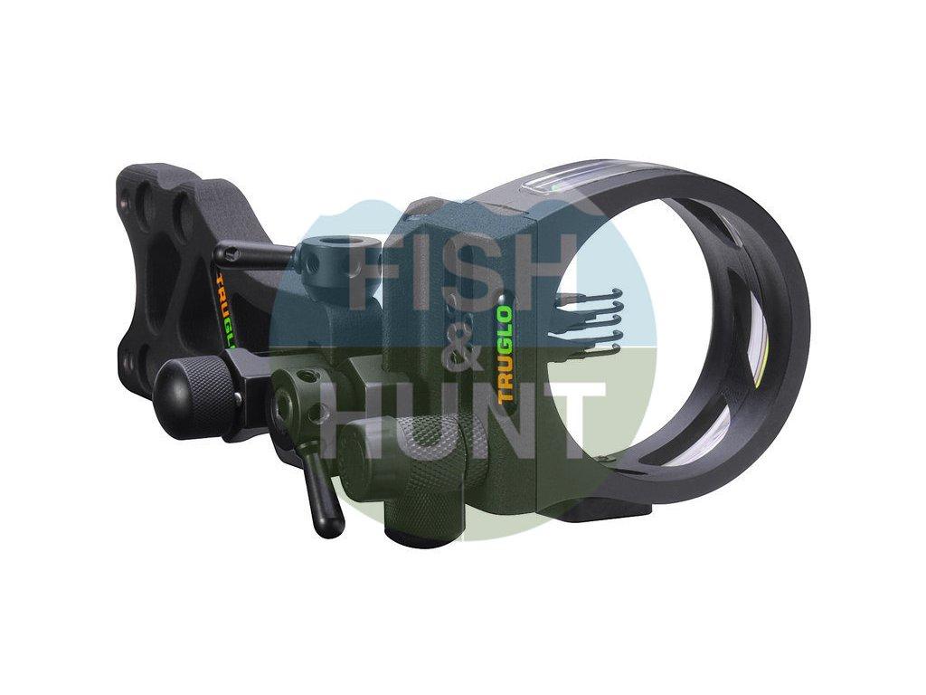 Mířidlo TruGlo  TSX Pro Micro (Barva Realtree APG, Velikost 5-Pin)