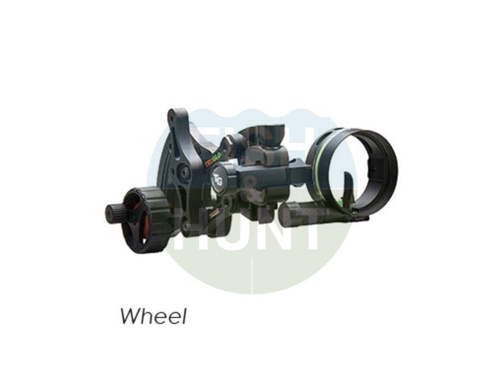 Mířidlo TruGlo  Range Rover Wheel (Levá / pravá LH, Velikost 0.19)