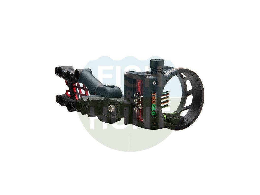 Mířidlo TruGlo  Carbon Hybrid Micro (Velikost 5-Pin)