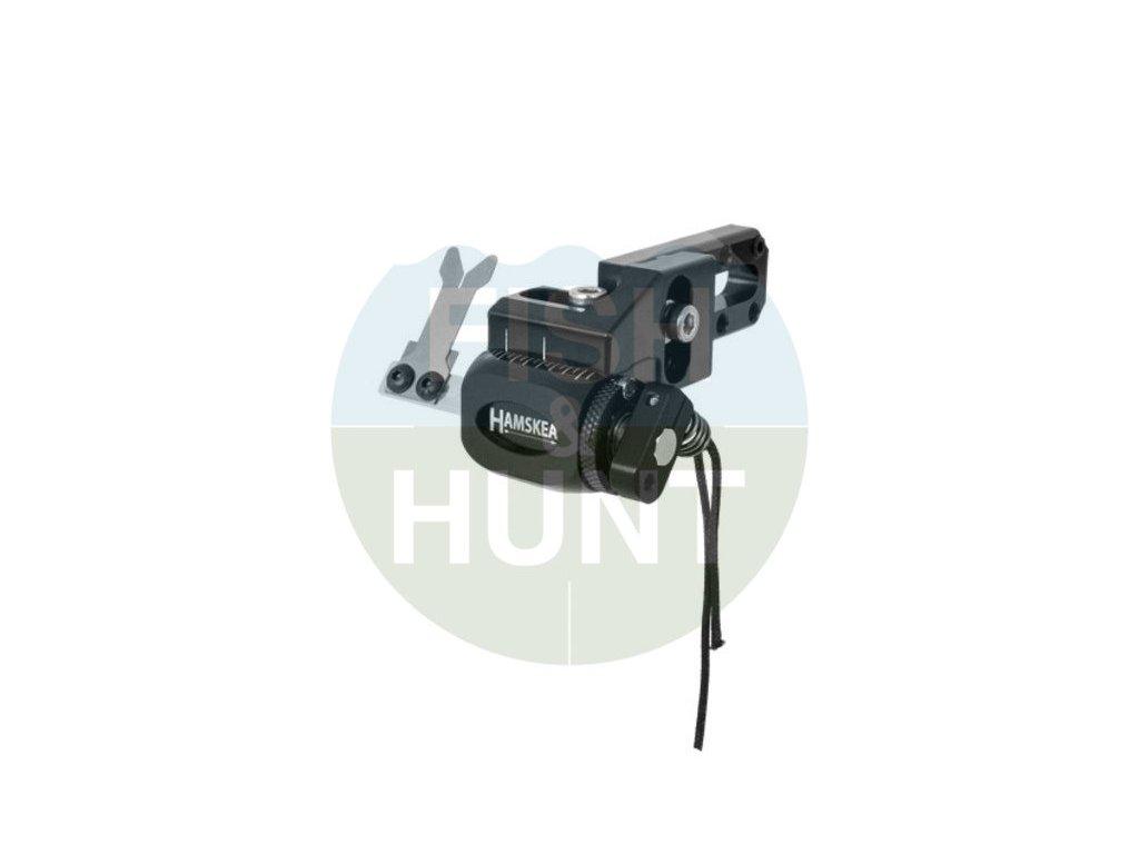 Zakládka Hamskea Hybrid Target Pro MicroTune (Barva Black/Blue, Levá / pravá LH)