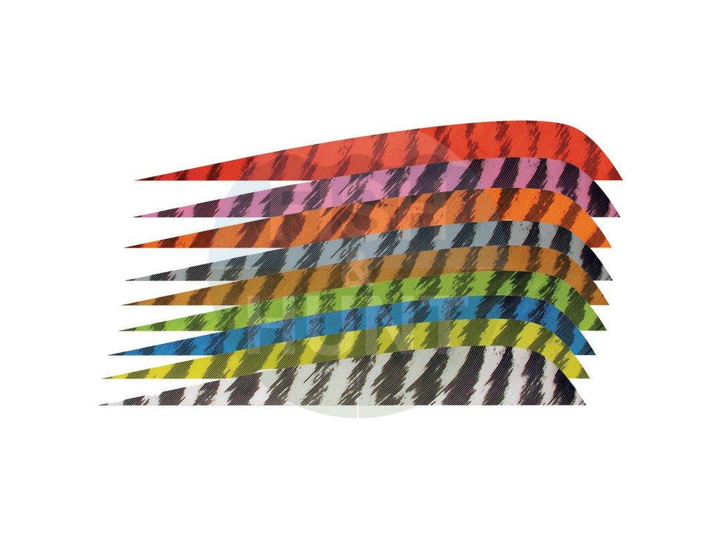 Letka Gateway Feather Full Length RW (Barva Yellow)