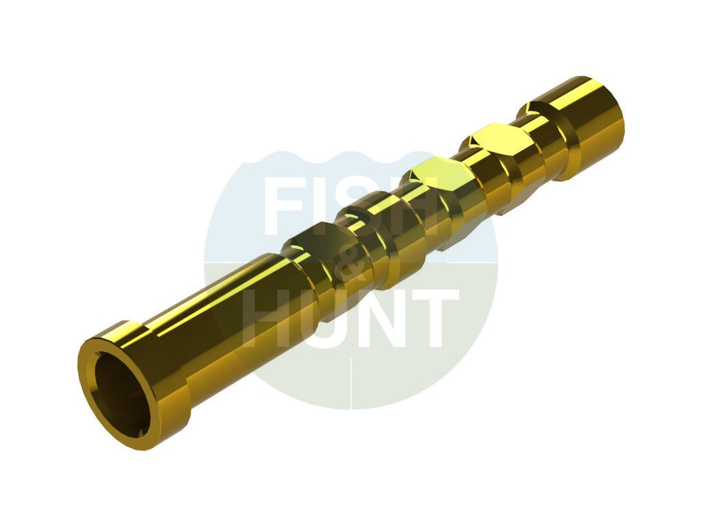 208108 insert gold tip brass 246 100 grain