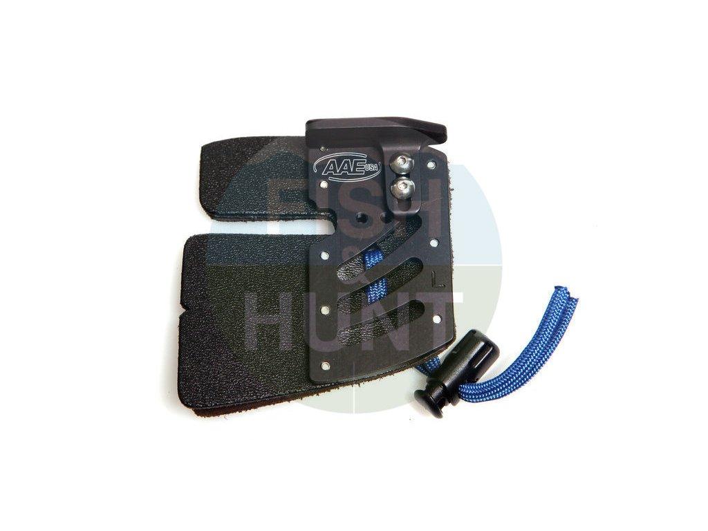 Chránič prstů AAE Arizona Anchor Tab kožený (Levá / pravá RH, Velikost XL)