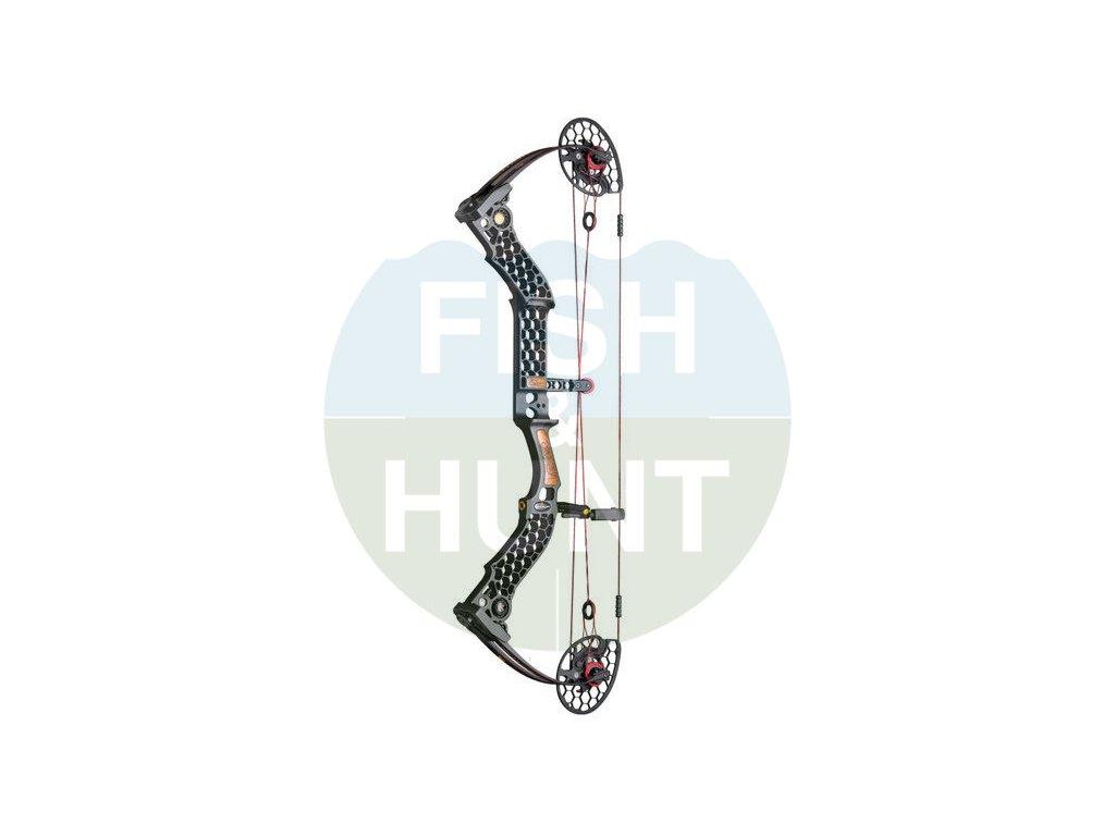 """Kladkový luk Mathews  Monster Safari - RH (Barva Black, Délka nátahu 31"""", Síla nátahu 85#)"""