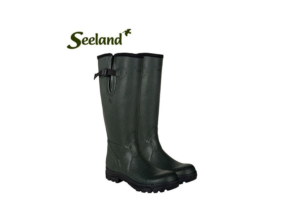 seeland allround 18 4mm cizmy zoom 362