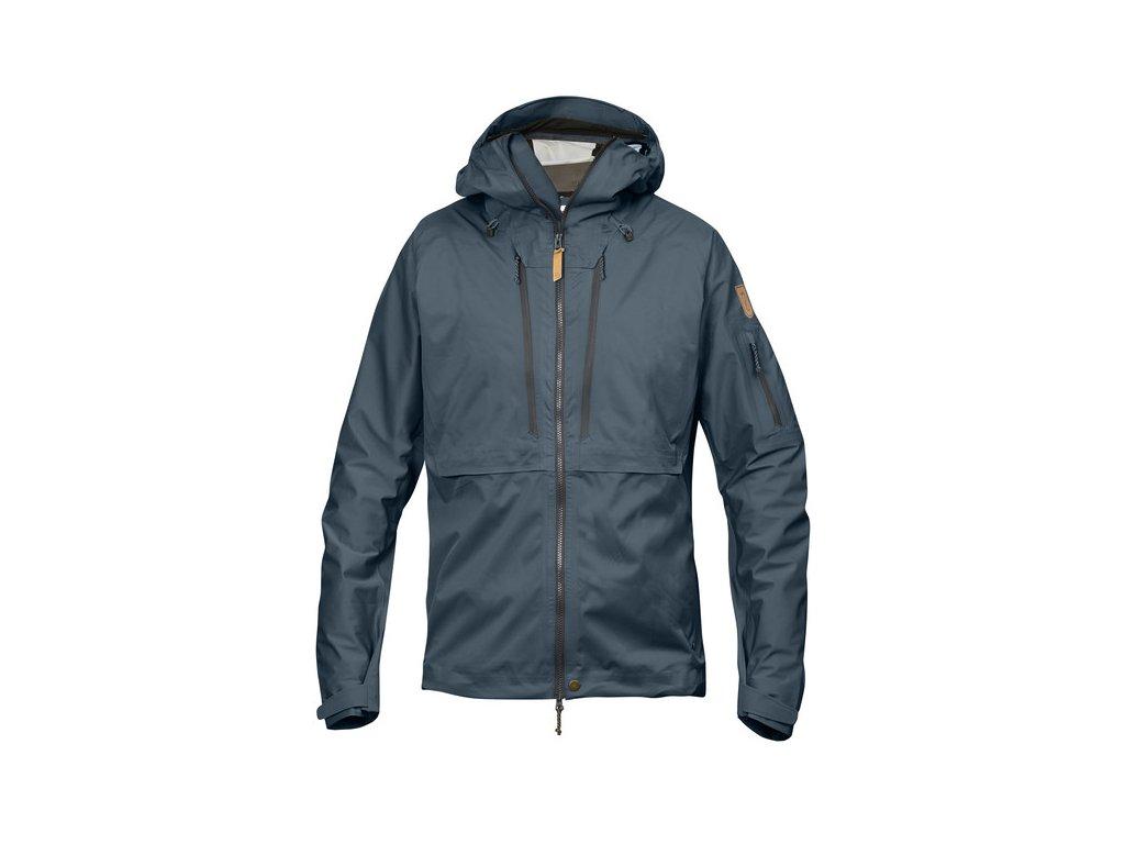 Fjallraven Keb Eco-Sheel bunda (Barva 255-Khaki, Velikost XL)