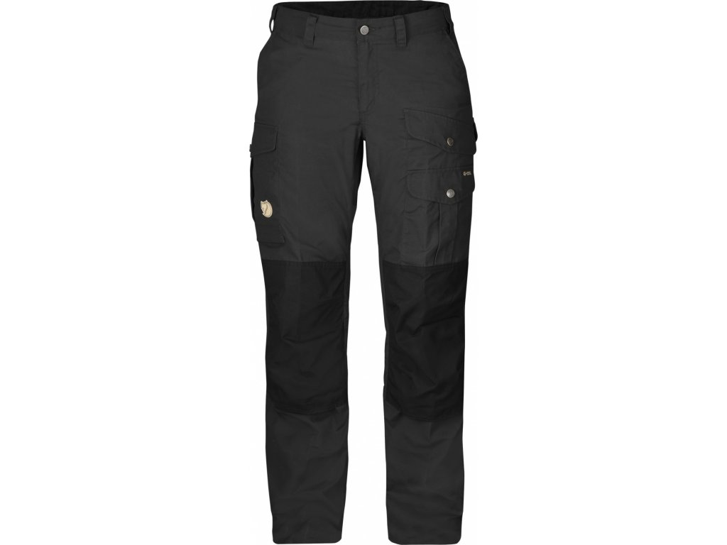 Fjallraven Barents Pro W kalhoty (Barva 633-633-Dk.Olive-Dk.Oliv, Velikost 36)