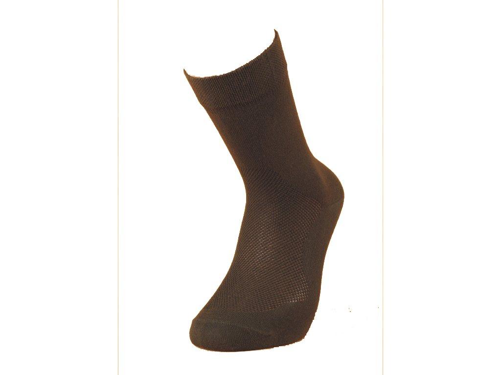 Bobr ponožky společenské (Velikost 44-46)