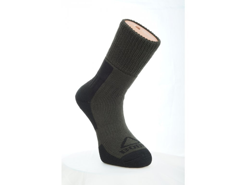 Bobr ponožky zimní (Velikost 46-47)
