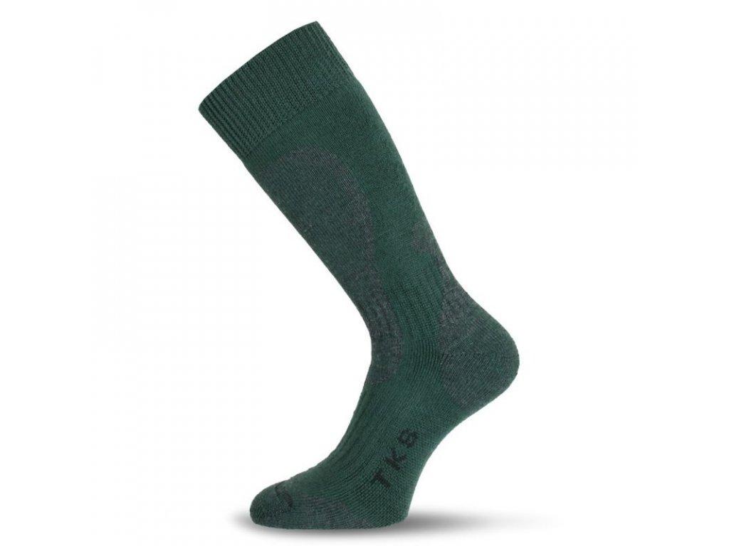 tks 809 zelene teple ponozky