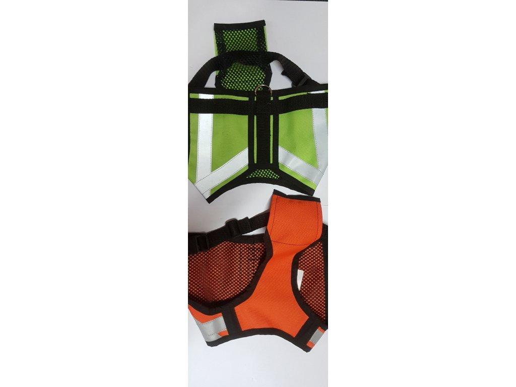 Postroj nylon komfort reflex č. 2, F&H